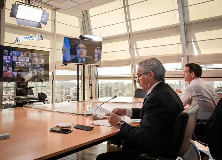 Política exterior argentina y Mercosur