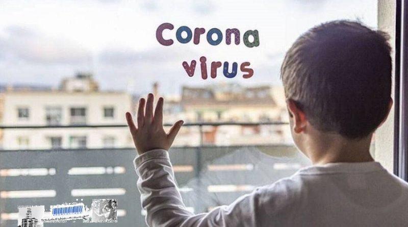 Registro de niños huérfanos por la pandemia