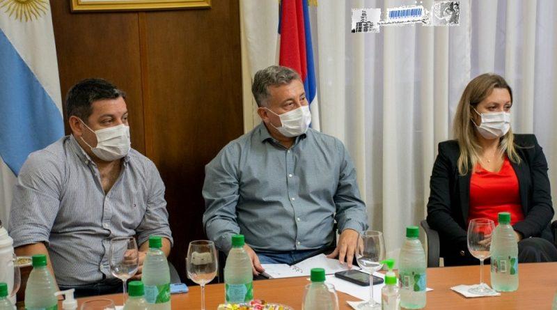Reunión de la Mesa Provincial de Emergencia Nutricional y Alimentaria