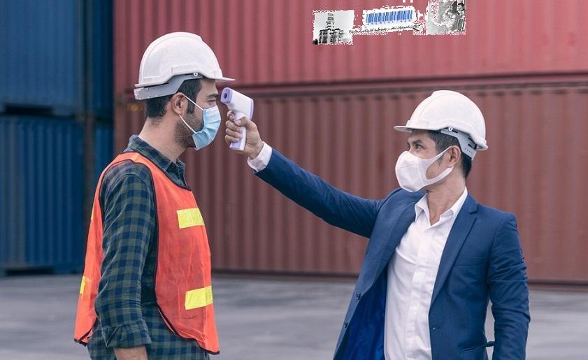 Trabajadores presenciales en Pandemia
