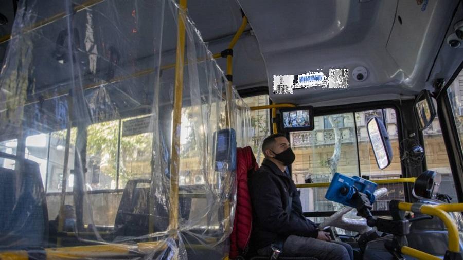 Transporte de pasajero en época de pandemia