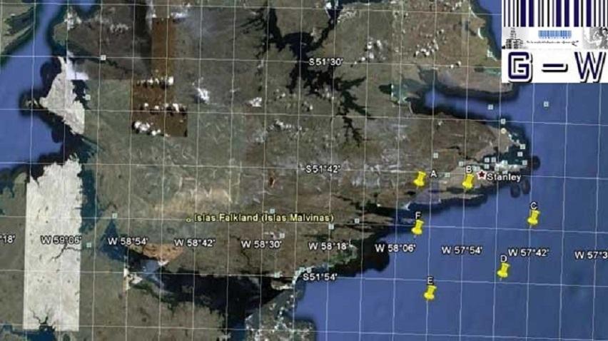 Maniobras militares y el lanzamiento de misiles en particular, en territorio argentino ilegítimamente ocupado por el Reino Unido