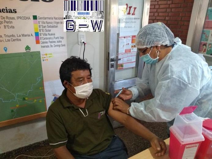 Agentes Sanitarios de la provincia de Misiones