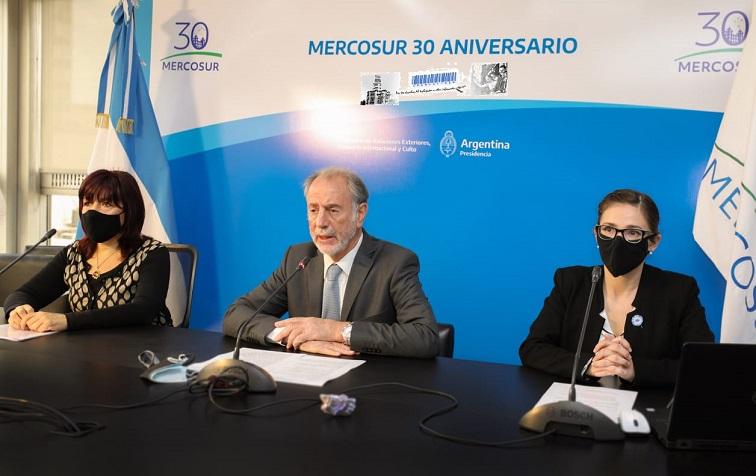 Apertura del VI Foro Empresarial del Mercosur