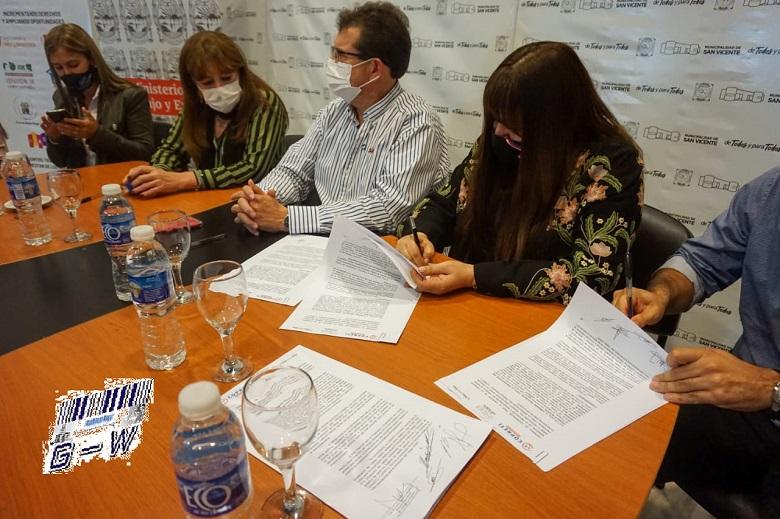 Comisión Municipal para la Prevención y Erradicación del Trabajo Infantil en el Municipio de San Vicente