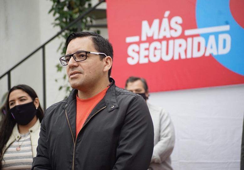 Concejal Pablo Velázquez