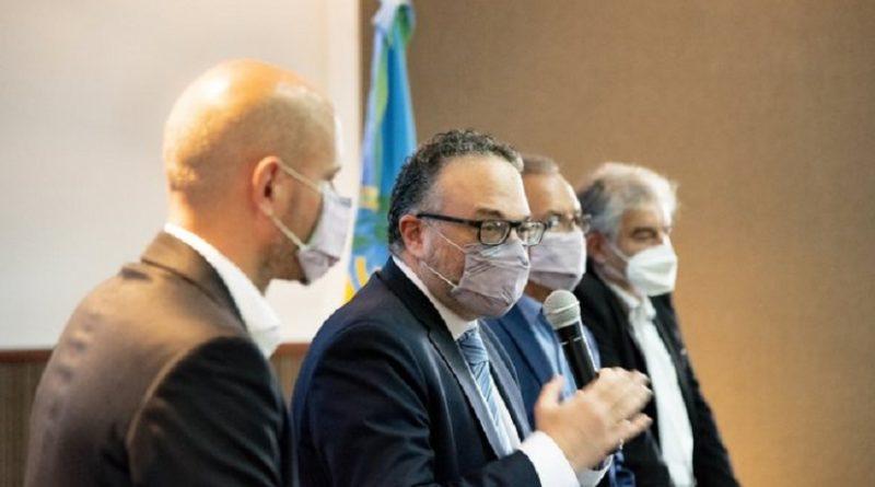 Lanzamiento de la Agencia Nacional de Capacitación PyME
