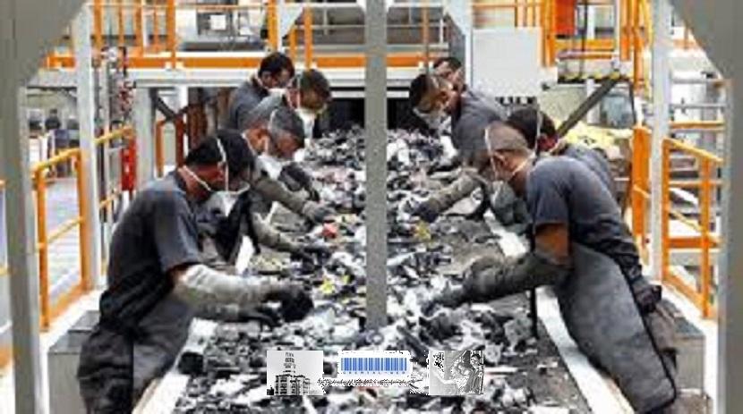Potencial para crear trabajo decente a partir del residuos de aparatos eléctricos y electrónicos
