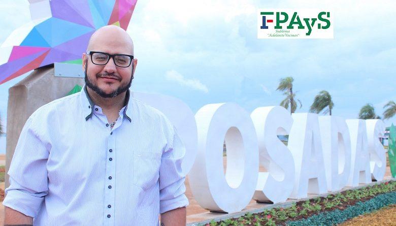 Richard Mattoso, encabeza la lista de concejales de Posadas de Adelante Vecinos