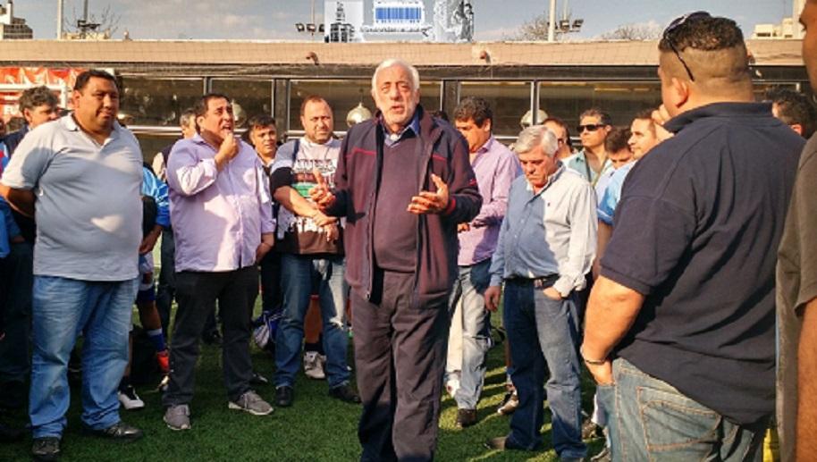 Roberto Fernández- Sec. Gral. UTA