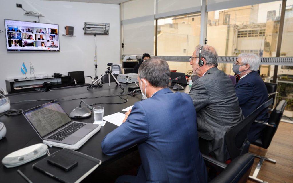 I Reunión entre el Mercosur y la Unión Africana