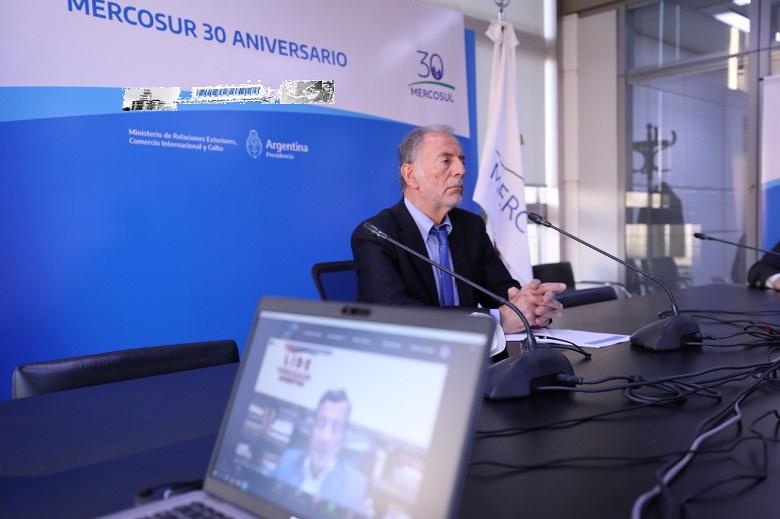 """Jornadas """"Mercosur. Presente y futuro"""" organizada por LIDE Talks Internacional"""
