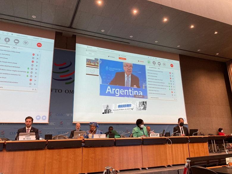 Comité de Negociaciones Comerciales de la Organización Mundial del Comercio (OMC)