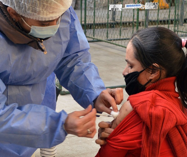 El RENATRE junto al Ministerio de Salud de la Provincia de Misiones abrió 19 centros de vacunación contra el COVID-19 para trabajadores rurales y empleadores distribuidos por toda la provincia.