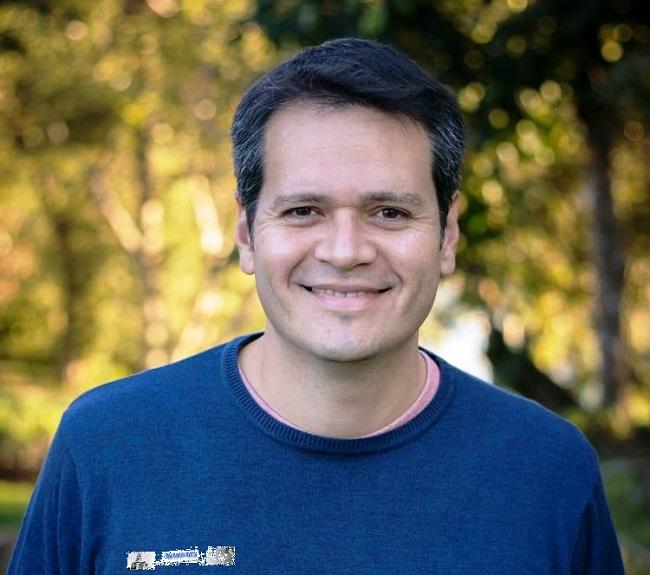 Diputado Provincial Gustavo González