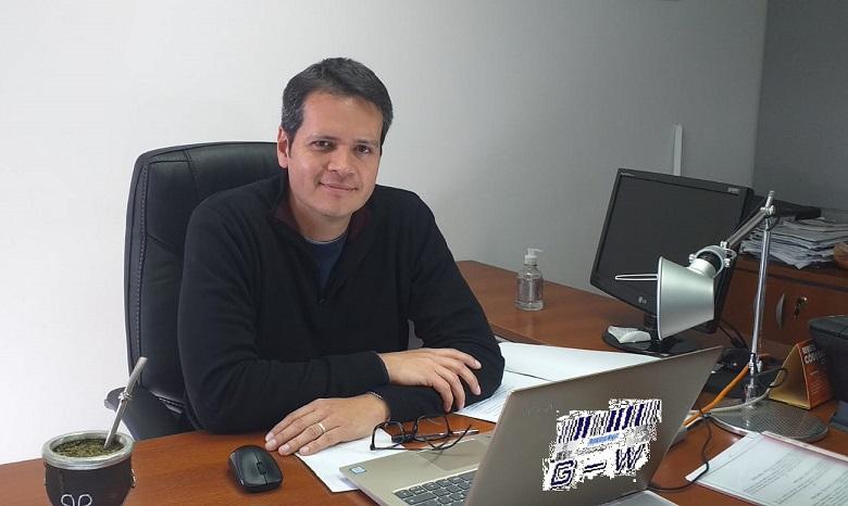 Diputado Gustavo González
