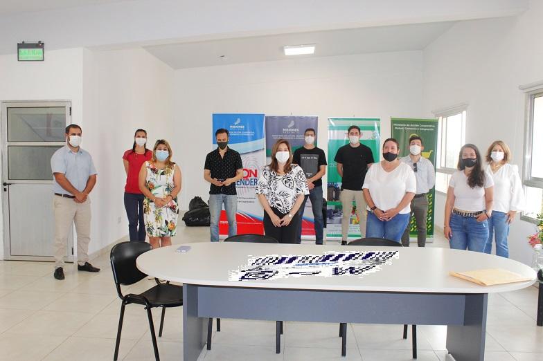 Jóvenes productoras y productores de cerveza artesanal de Posadas