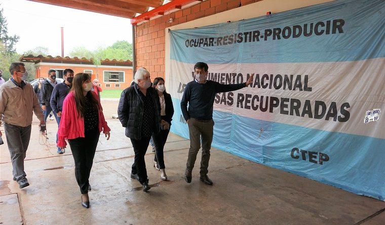 La Nación y Misiones continúan trabajando para el sostenimiento del empleo a través de Empresas Recuperadas