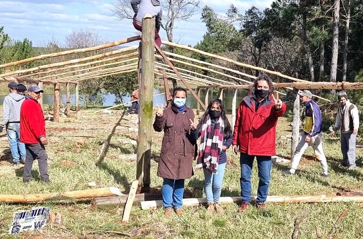 Proyecto colectivo- productivo de un grupo de jóvenes en Candelaria