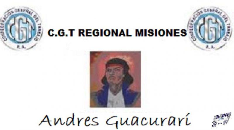 CGT Andrés Guacurarí Misiones