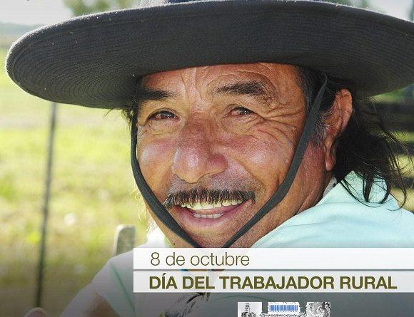 El Registro Nacional de Trabajadores Rurales y Empleadores (RENATRE) saluda a todos los trabajadores rurales en su día